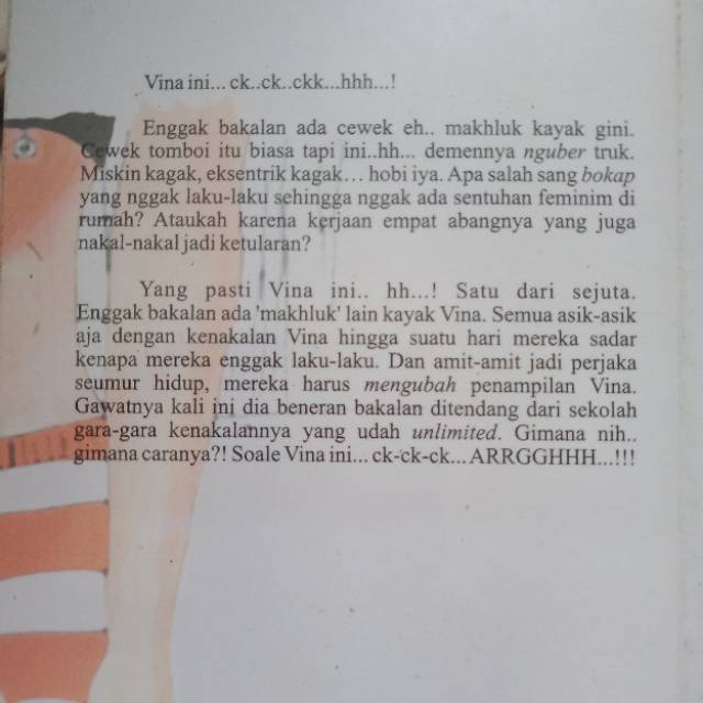 Cewek Apa Cowok Sih Loe By Yennie Hardiwidjaja Shopee Indonesia