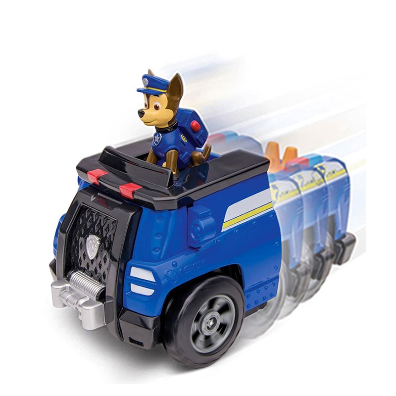 Paw Patrol Puppy Patrol Dog Chase Car Toys Patrulla Canina Action Figures Puppy Patrol Dog Shopee Indonesia