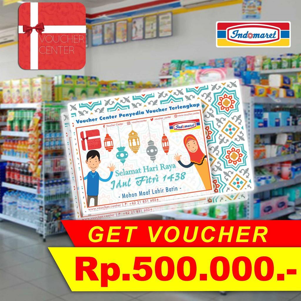 Voucher Indomaret Rp 500000 Shopee Indonesia Superindo 300000