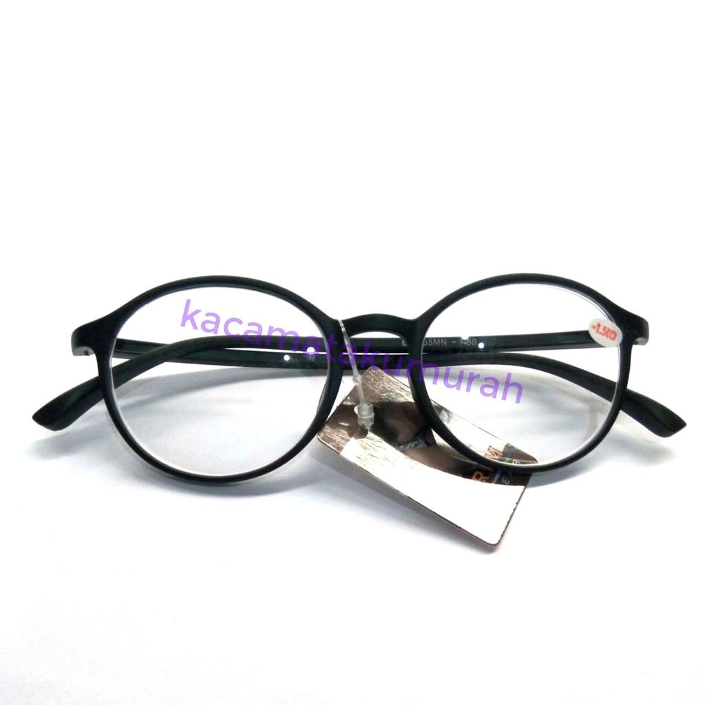 Kacamata minus bulat murah sudah termasuk lensa minus  e0aad8b7e8