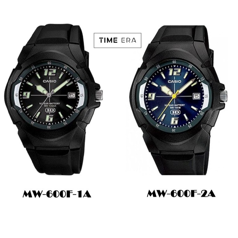 Casio Analog Watch - Jam Tangan Pria - Hitam - Strap Kulit - MTP-V004L-7 | Shopee Indonesia