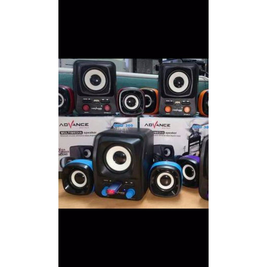 Speaker Aktif Subwofer Advance 5 In Suara Bass Shopee Indonesia Subwoofer T 101kf