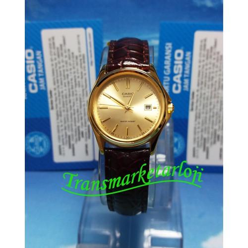 Casio Analog Jam Tangan Wanita Karet LQ-142E-7A Garansi Resmi Original | Shopee