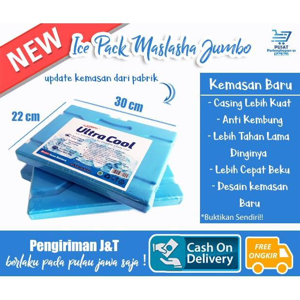 Blue Ice Pack Adalah Jual Ice Pack Besar Blue Gel Pack Bisa Cod Shopee Indonesia