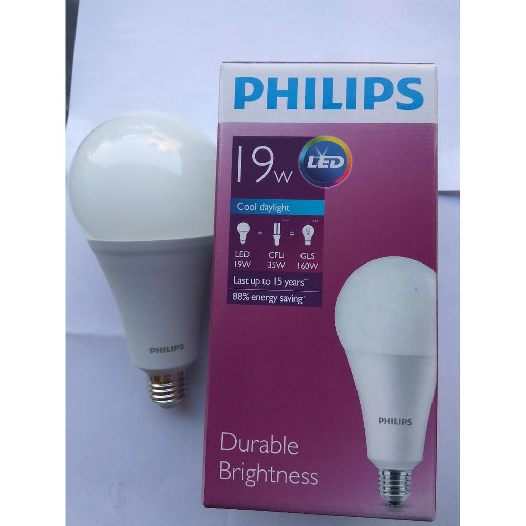 Paket Isi 4 Lampu Led Philips 10 Watt Bohlam W Philip Bulb 13 10w Shopee Indonesia