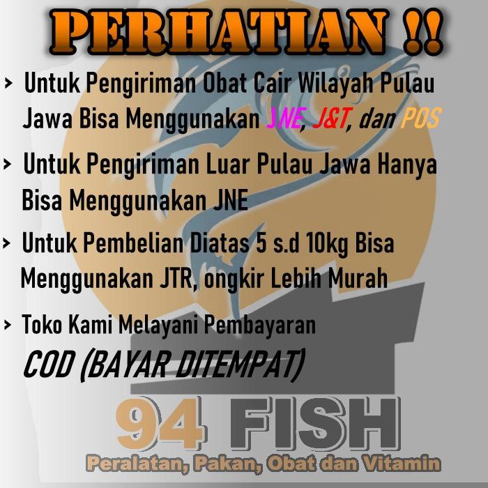 Obat Ikan Prima Membunuh Kuman Dan Mengobati Luka Ikan Gurame 250ml Shopee Indonesia