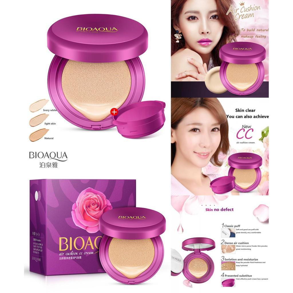 Bioaqua Aqua Air Cushion Cc Cream Refill