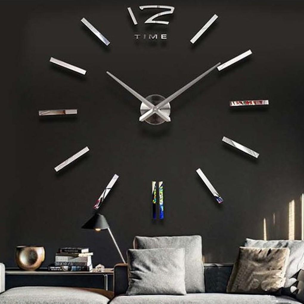 Jam Dinding DIY 4 Warna dari Bahan Acrylic   Kaca  b5816fa90c