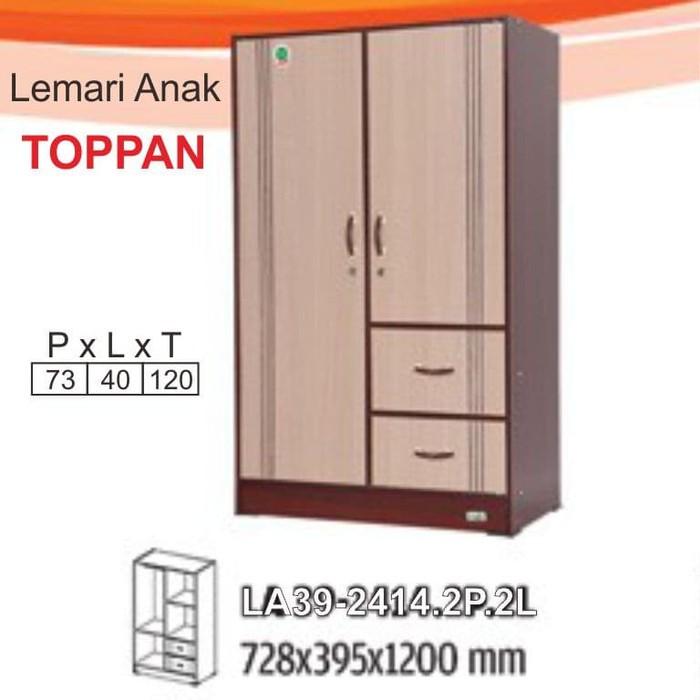 Lemari Anak / Kost Topaz Laci. Khusus Bandung | Shopee Indonesia