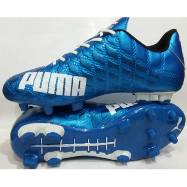 SUPER LANGKA Sepatu Bola Puma Evopower 1.3 Original Pull Besi SPORCAS  28405ceb45