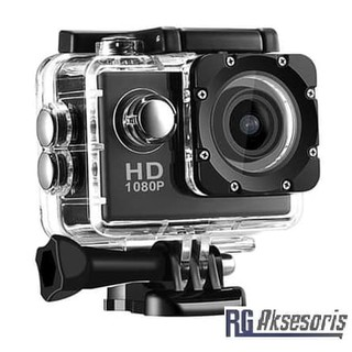 Action Camera action cam kamera Go Pro No Wifi / Wi fi Full HD 1080P 2inch