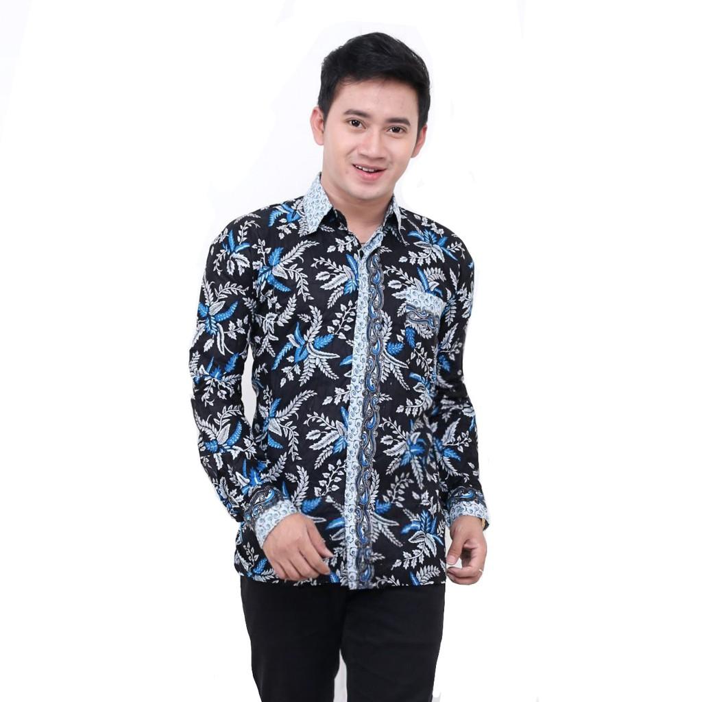 20+ Trend Terbaru Contoh Baju Batik Modern Pria