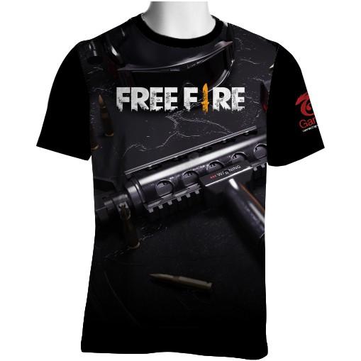 Desain Baju Free Fire Guild