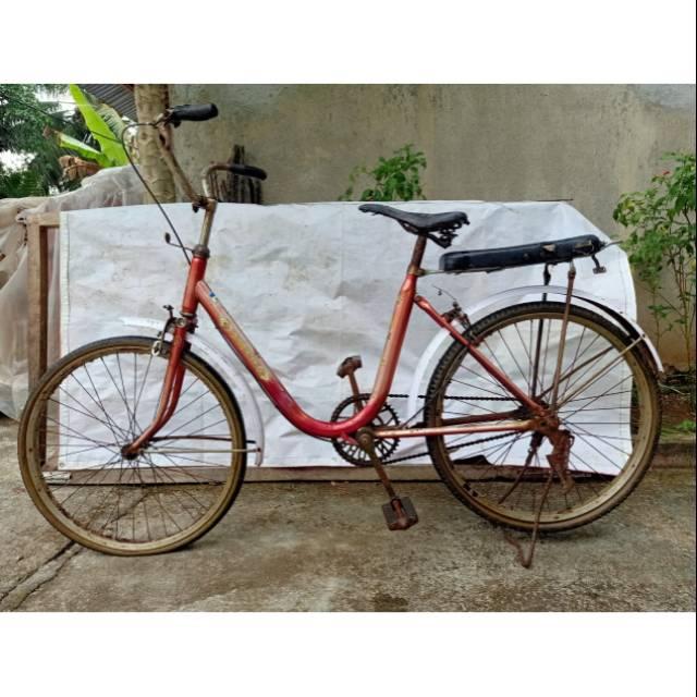 Sepeda Minion Phoenix Ukuran 24 Shopee Indonesia