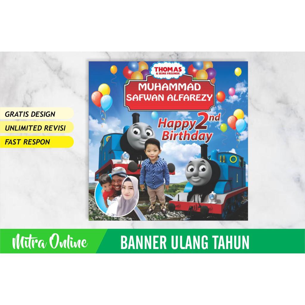 Banner Backdrop Spanduk Ulang Tahun Ultah Tema Tinkerbell Ukuran Shopee Indonesia