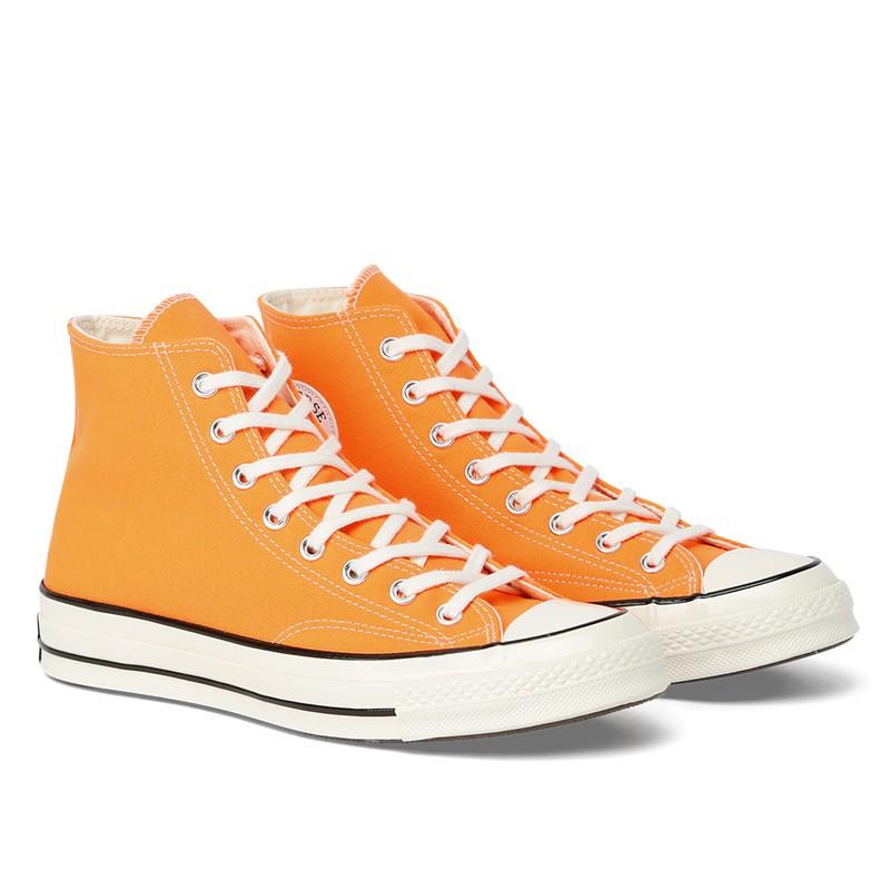 Sepatu Converse Chuck Taylor All Star Vintage Canvas Total Orange 167700C