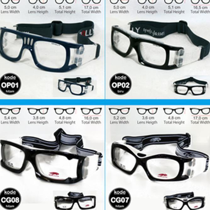 Kacamata Olahraga Bola Basket Voli Futsal Extrim Outdoor Sport Sport  Googles Kacamata Sport Glasses  0800b1bff9
