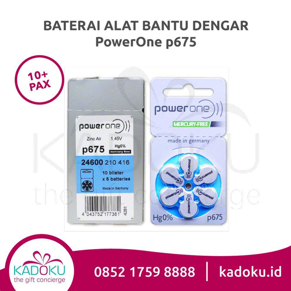 ... Dengar Powerone 10 Tipe Terbaru Mercury Free. Source. ' Hearing Aid Batteries Renata 13 (PR48. Source · Baterai ZA675 AG13 Batre Alat Bantu