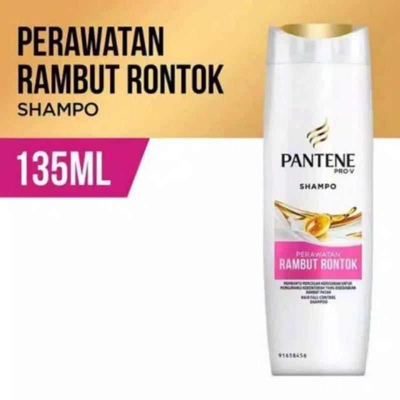 Pantene Shampoo 130ml-Rambut rontok