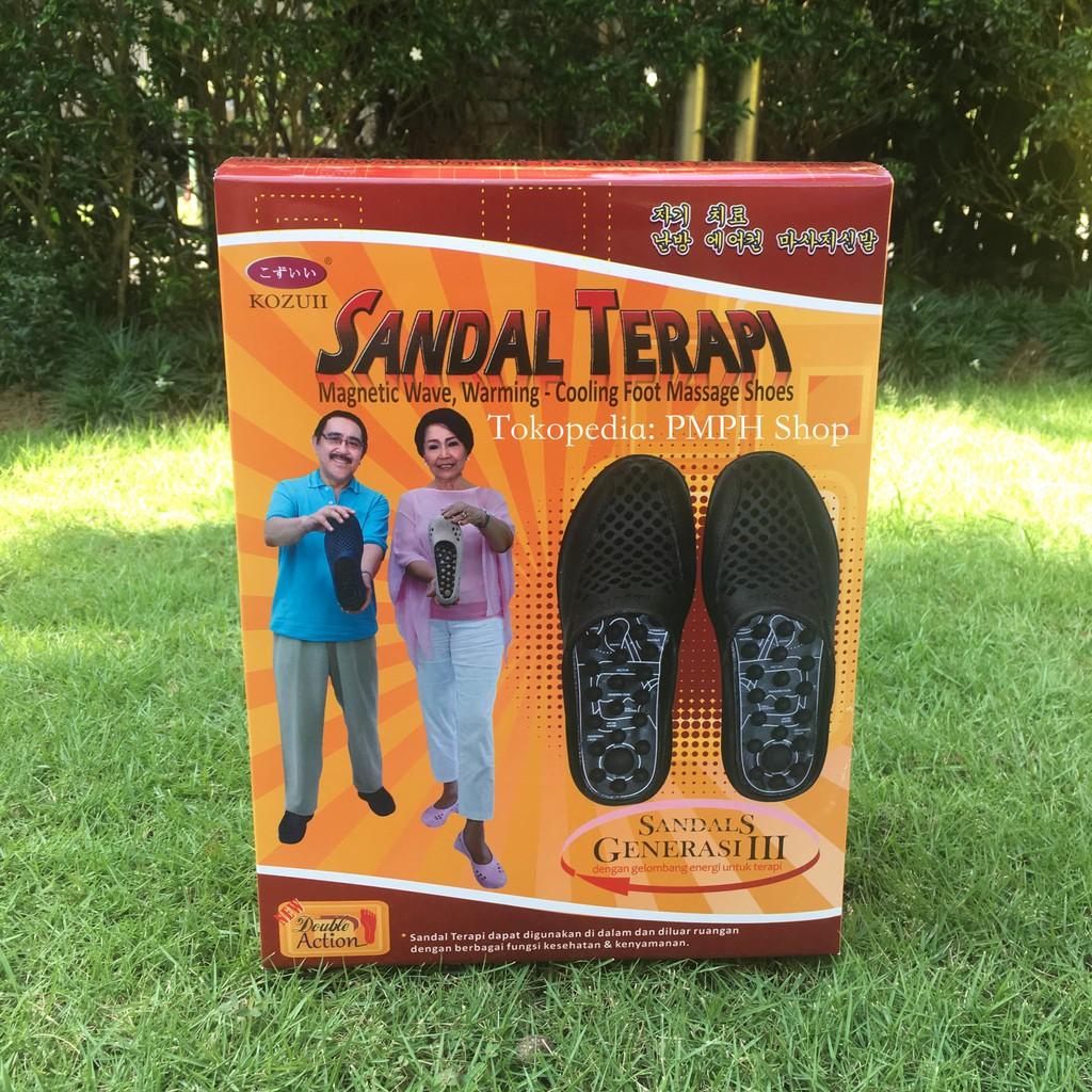 Sandal Terapi Kesehatan Jaco Shopee Indonesia Sendal Refleksi