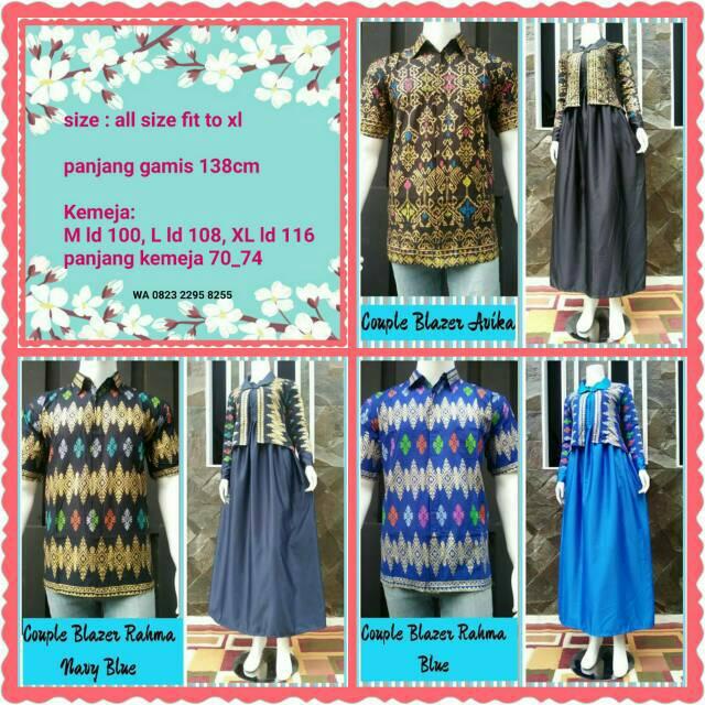 Dapatkan Harga couple batik Blazer Diskon  2a77932e3a