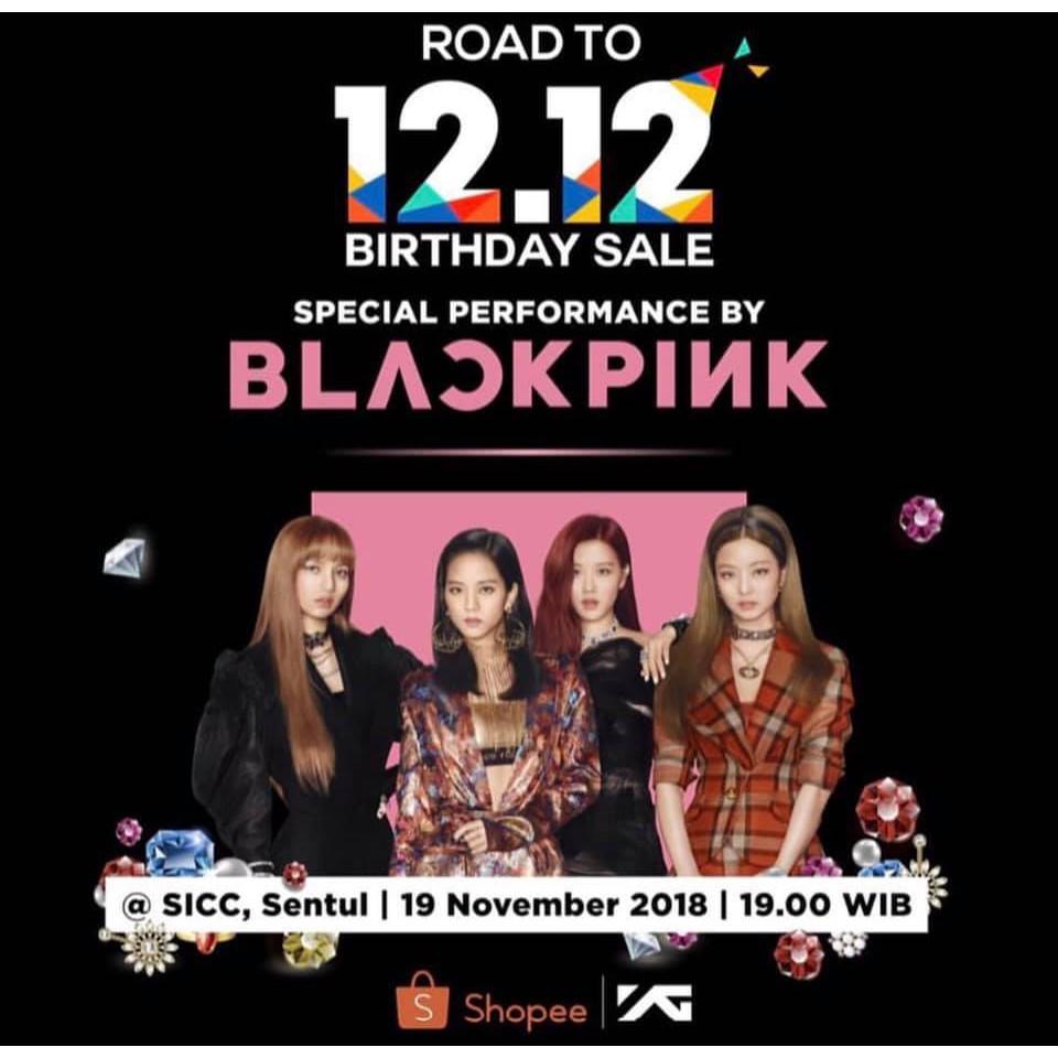 Stock Cuma Ada 1 Tiket Blackpink Sicc Sentul 19 November 2018 Motogp Sepang 02 04 Sic Racing Team K2 Uncovered Hillstand Pink Seated Shopee Indonesia