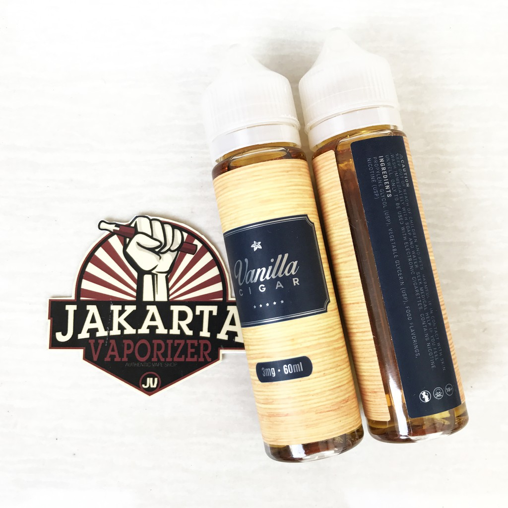 Premium Liquid Madeline Tobacco Vanilla Caramel 60 Ml Nic 3 Mg Khawanika 60ml Eliquid Vape Shopee Indonesia
