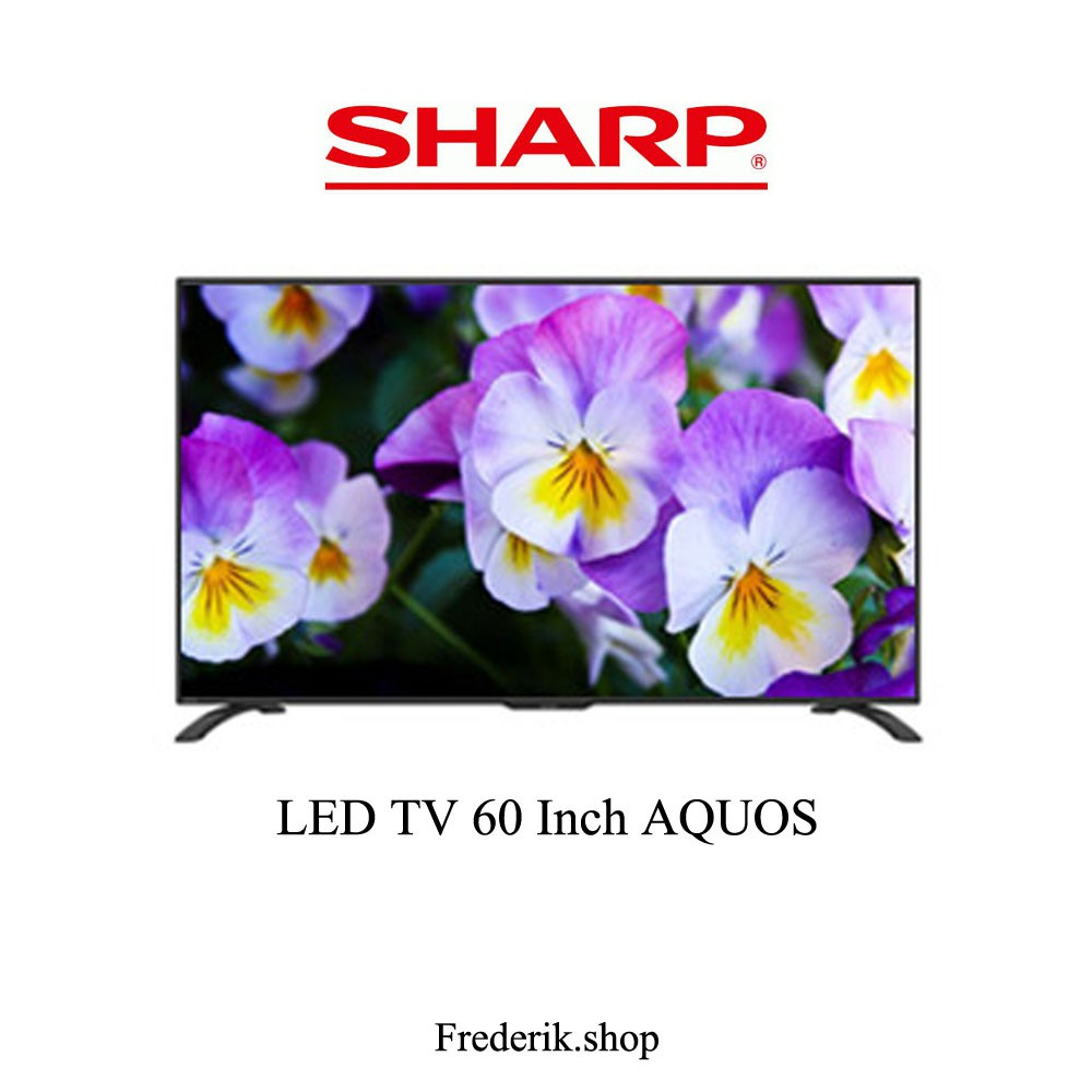 Led Tv Sharp Lc 60le275x Full Hd Dvb T2 Usb Movie 60le275 Khusus Aquos 40 Inch 40sa5100i Jadetabek Shopee Indonesia