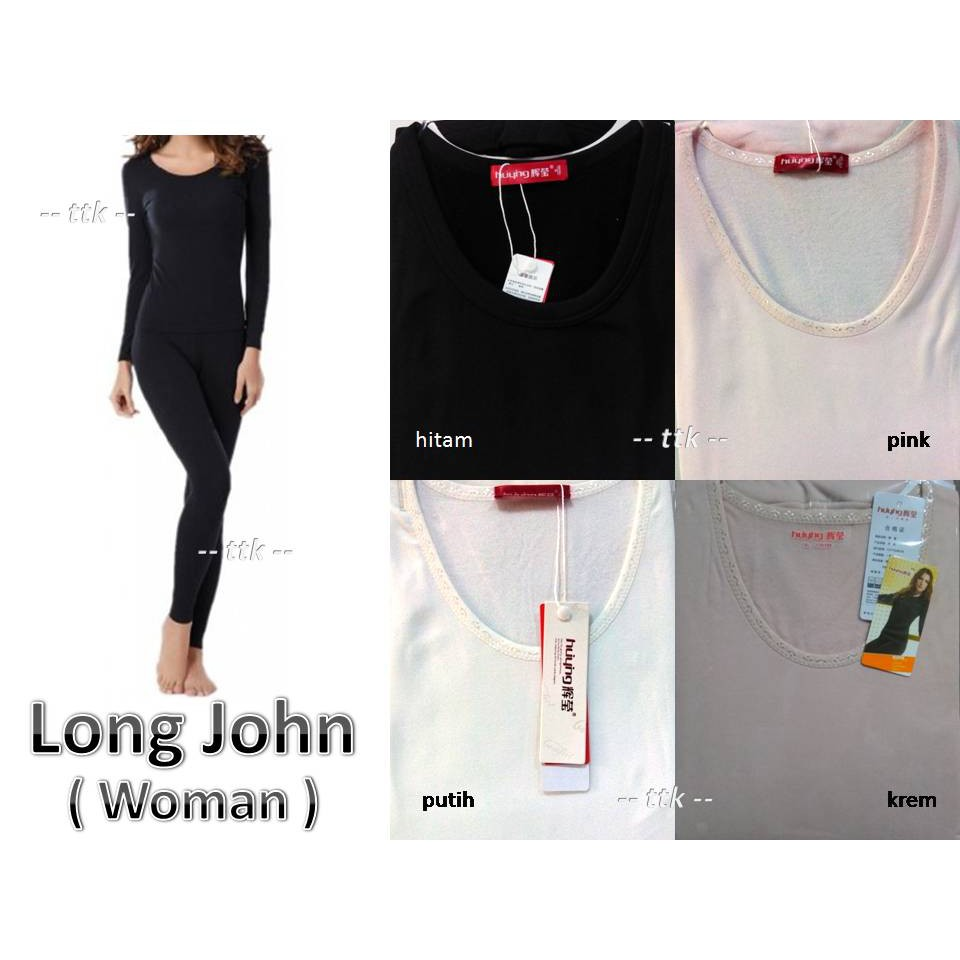 grosir pakaian dalam wanita sorex import  LONG JOHN WANITA   BAJU HANGAT    LONGJOHN   WINTER    ba4003039e
