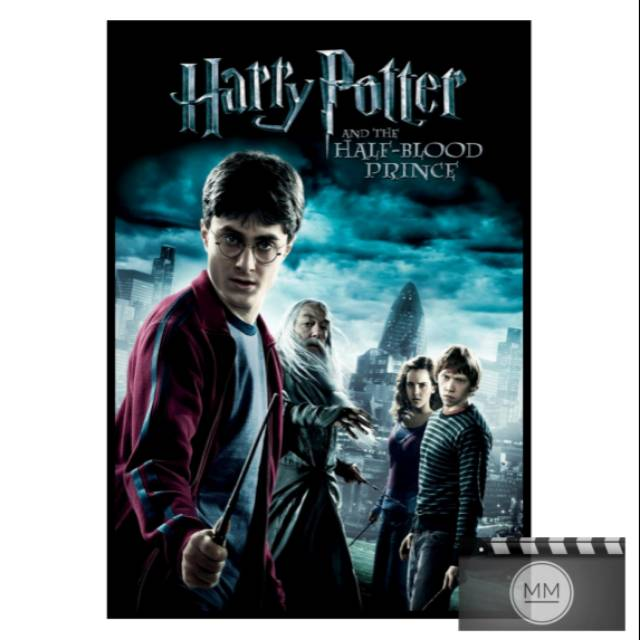 Year 6 Harry Potter And The Half Blood Prince 2009 Movie Series Shopee Indonesia