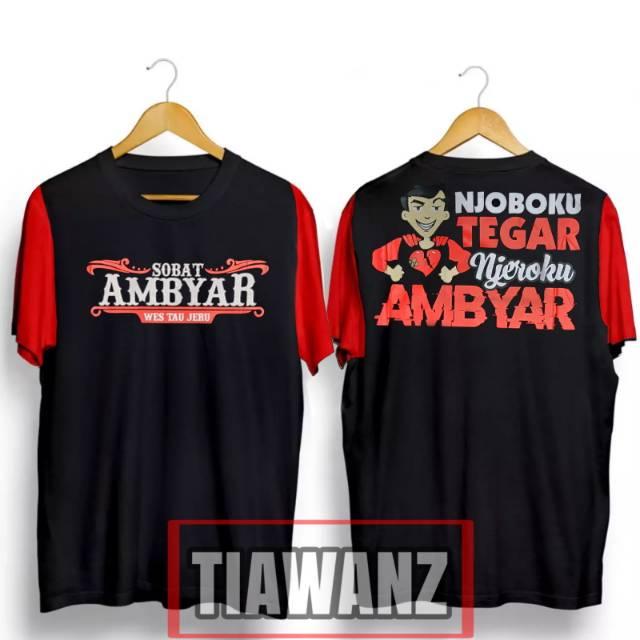 Kaos Distro Kata Kata Jawa Lucu Premium Murah Cowo Cewek