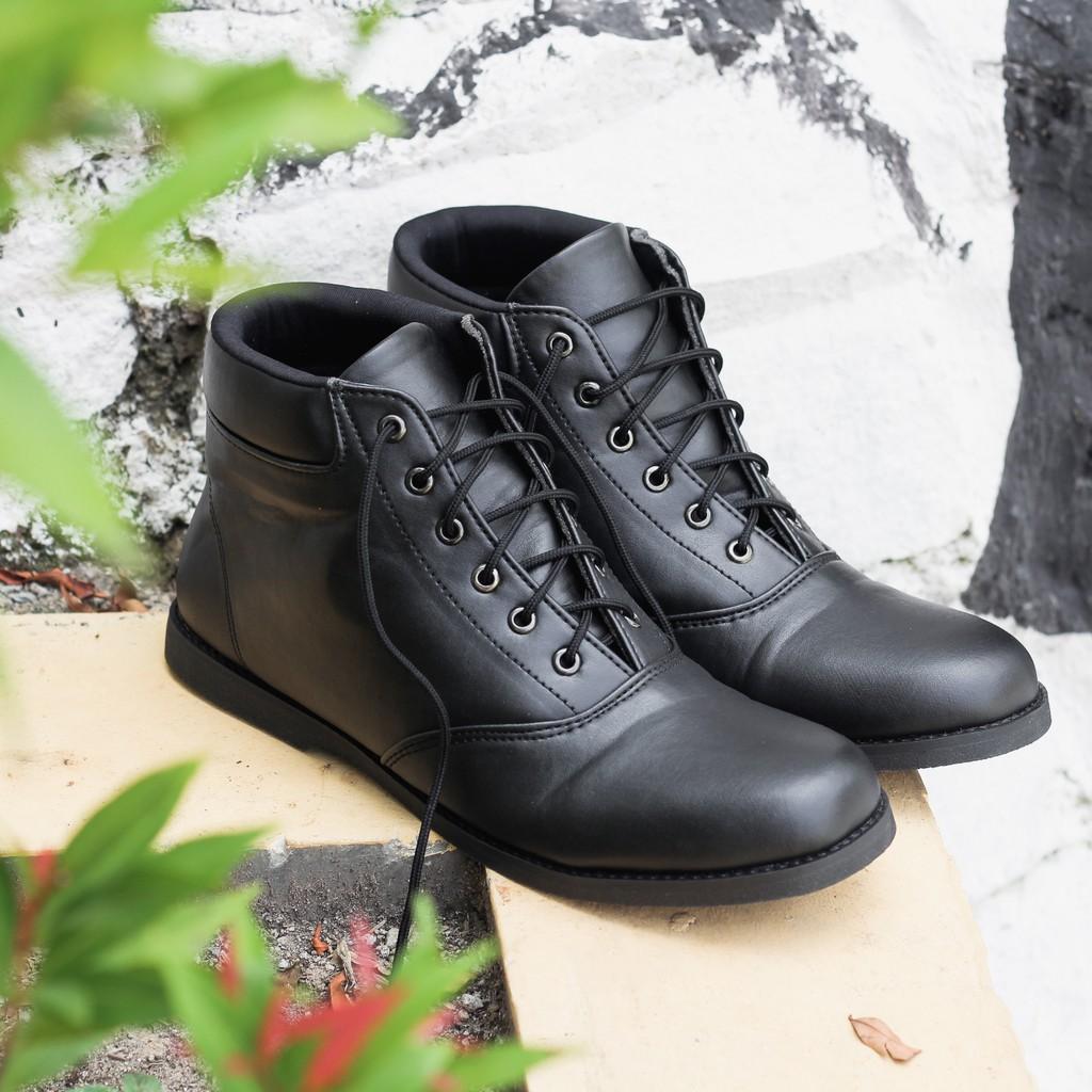 Shopee Indonesia Jual Beli Di Ponsel Dan Online Headway Grow Brown Sepatu Semi Boots