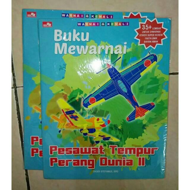 Buku Mewarnai Motif Tayo Dan Poli Shopee Indonesia