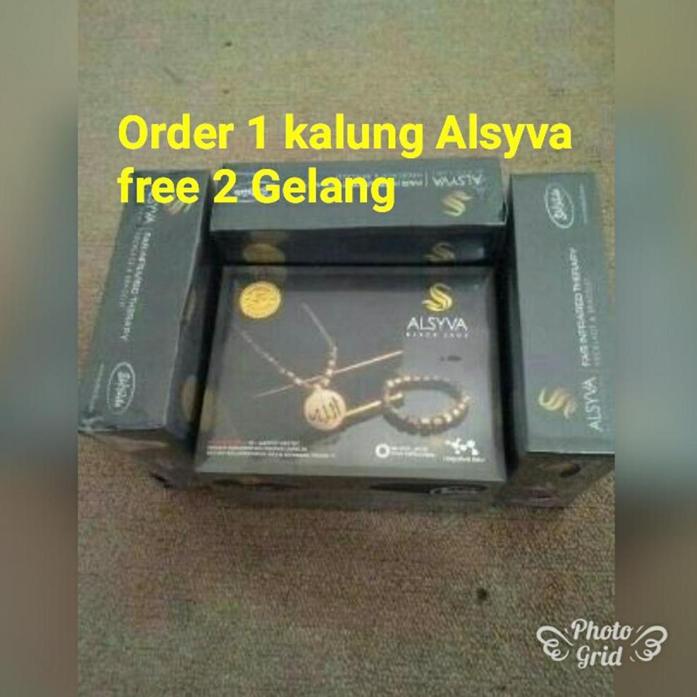 Murah Kalung Kesehatan Aura Energy Stone Tiens Langka Barang Original Terbatas Limited Shopee Indonesia
