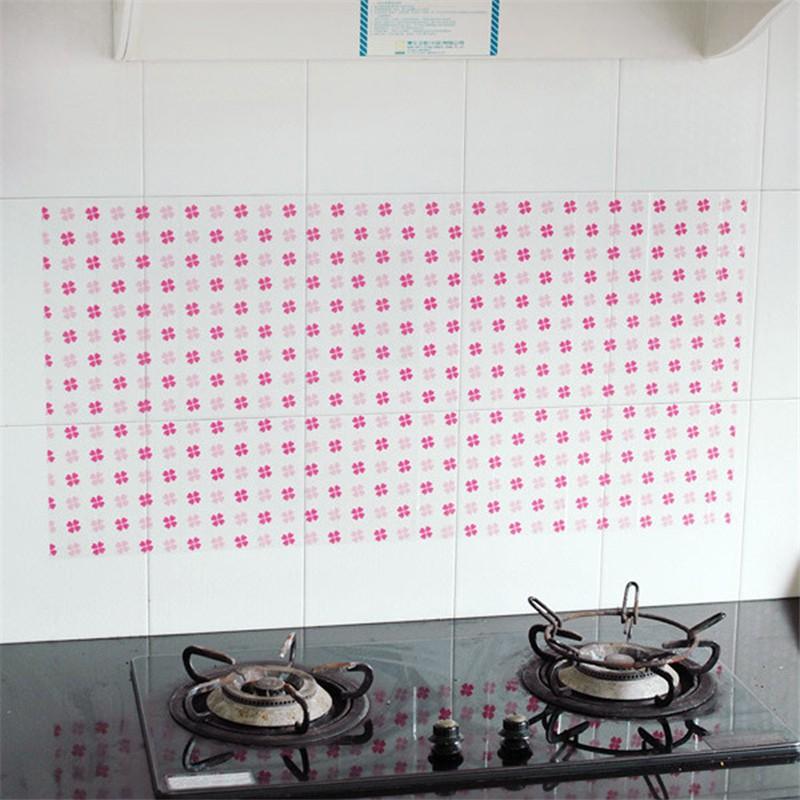 tgb stiker dinding dapur (full sticker) / wall sticker anti minyak