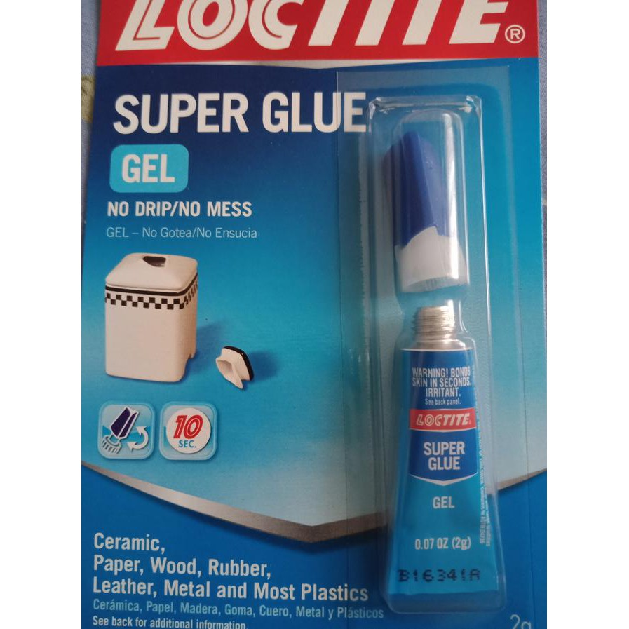 Best Seller Lem Loctite 495 20ml Shopee Indonesia 20 Gram