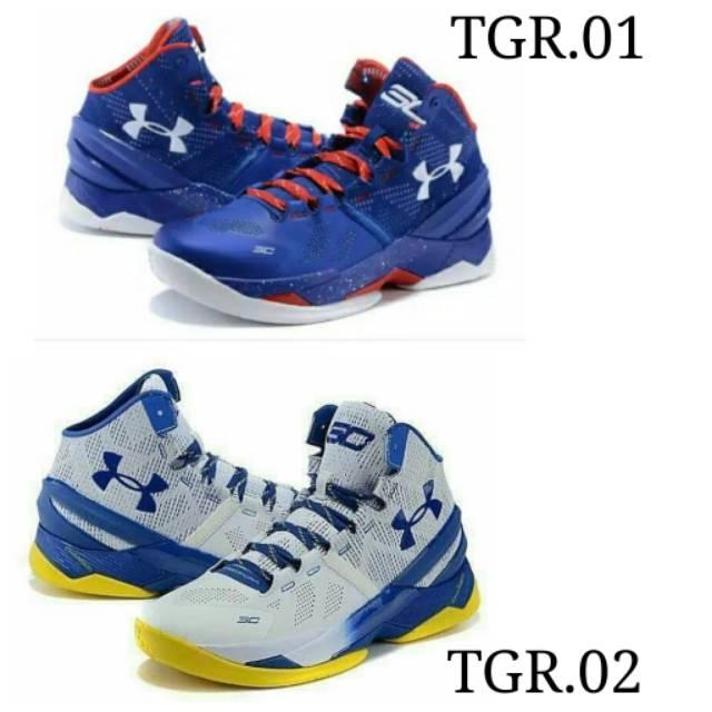 Sepatu Basket Under Armour Curry 3 Dubnation Heritage Replika Impor ... d2ae24e09e
