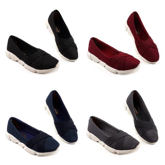 Sepatu Santai REYL Lick Milo Slop Casual Slip On Pria Branded ... c04e330963