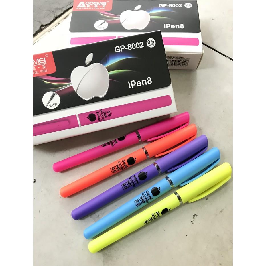 Up To 42 Discount From Brand Odemei Pulpen Gel Bisa Dihapus Apple Ipen8 Uni