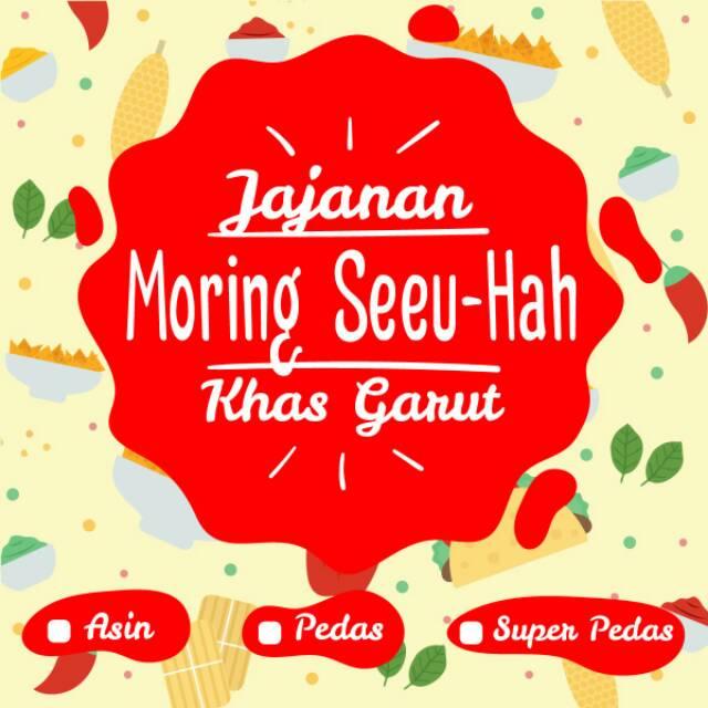 Desain Logo Camilan Jajan Snack Kue Shopee Indonesia