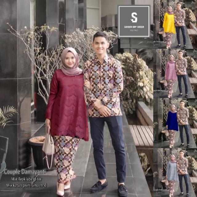 Best Seller Couple Damayanti Clarissa Couple Dini Aminarti Sumber Urip Grosir