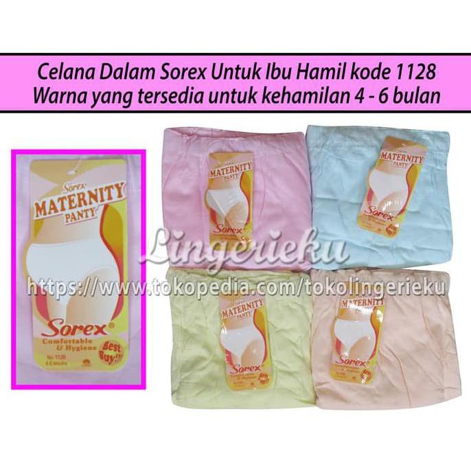 Celana Dalam Wanita Ibu Hamil Merek Sorex 1128 Harga Dijamin Termurah  e7491a1ef8