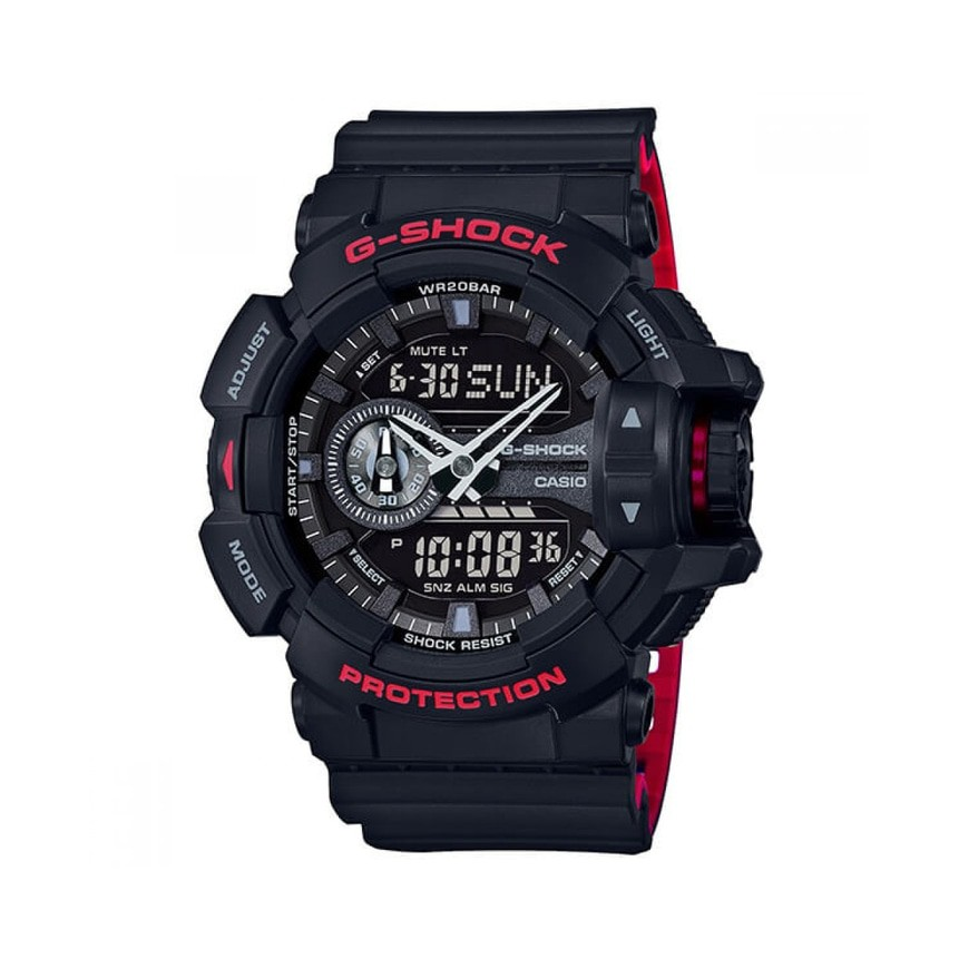 Jam Tangan Pria Sports Casio G-Shock Original G-Steel GST-S100G-1A ... 8bc8eeae42