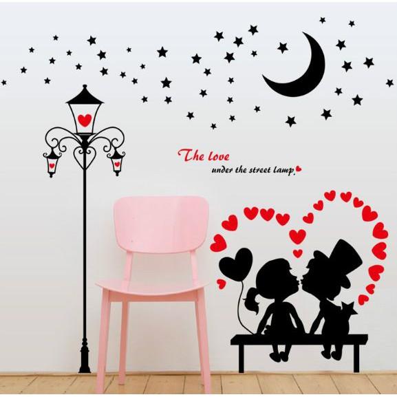 Vase Flowers SK9073B (90x60) - Stiker Dinding / Wall Sticker   Shopee Indonesia
