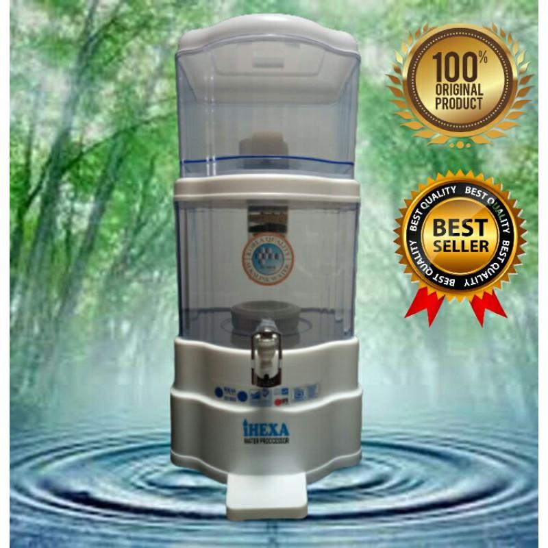 NEW HEXAGONAL WATER PROCESSOR 35 LTR
