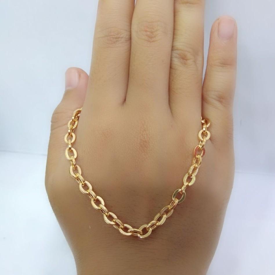 Kalung Kasandra Kl27 Shopee Indonesia 1901 Jewelry 258 26 Lapis Emas