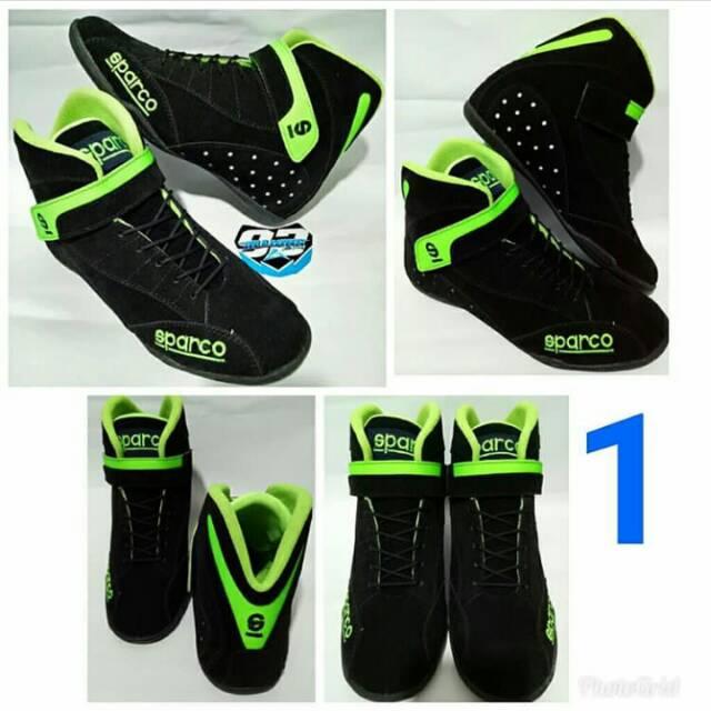 Sepatu drag casual balap sporco sparco fox alpinestarss  047e515d93