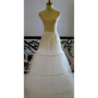 SUPER MURAH - PETTICOAT PETIKUT DALAMAN ROK KEBAYA GAUN PENGANTIN WEDDING  DRESS KEBAYA MURAH WANITA d96251a165