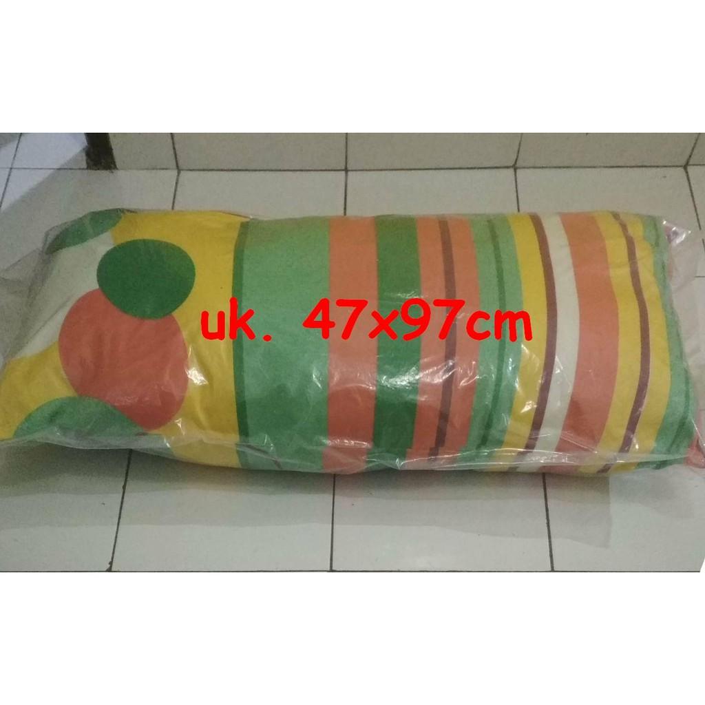 Promo Paket Isi 3 Bantal 2 Guling Dacron Yuki Asli Ampamp Springbed Sepasang Kesehatan Shopee Indonesia