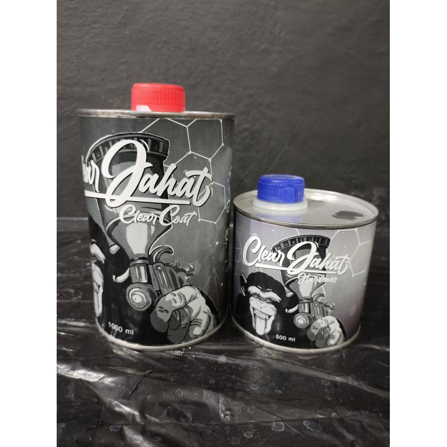 PROMO CLEAR JAHAT BY 3 CUSTOM PAINT BALI